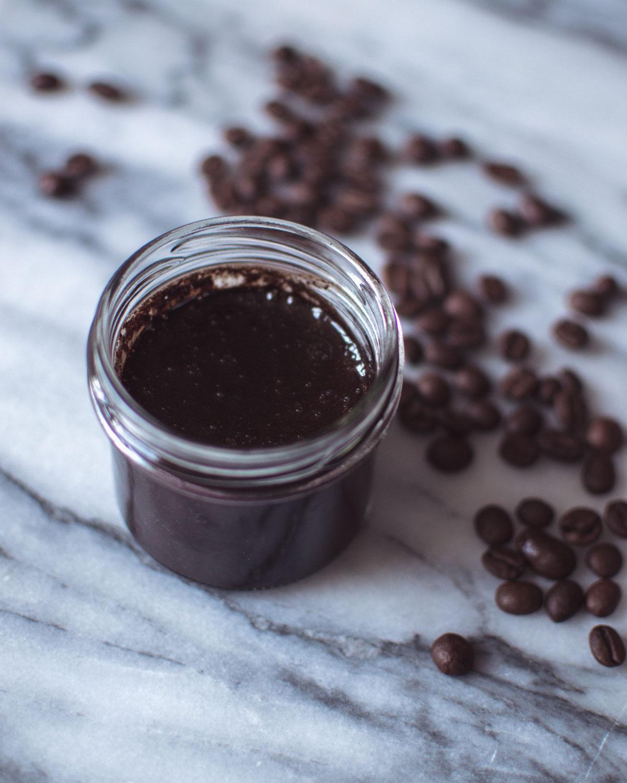 DIY: Coffee scrub för ett riktigt glow