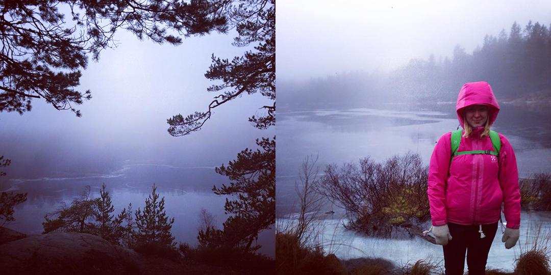 Vintervandring i Kilsbergen
