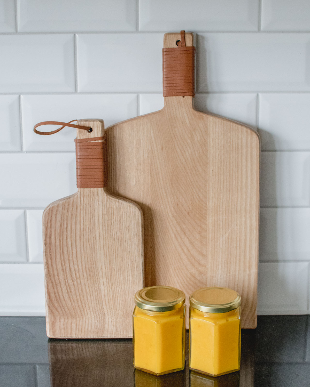 Recept: Mango- & passionscurd