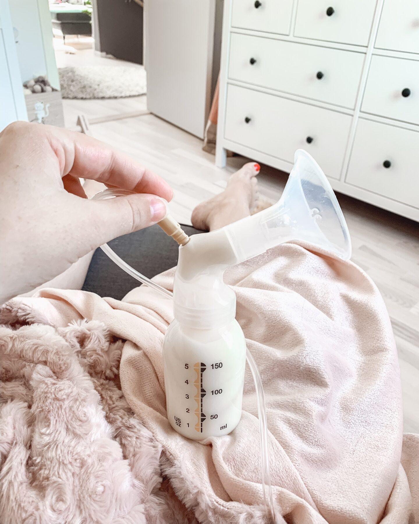 Livet som mjölkmaskin