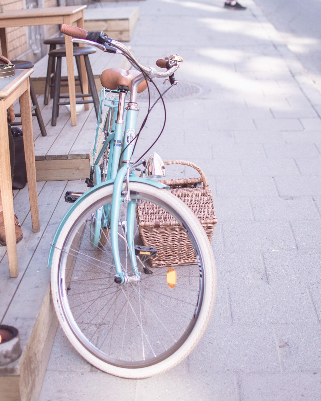 Ny cykel lagom till picknicksäsongen