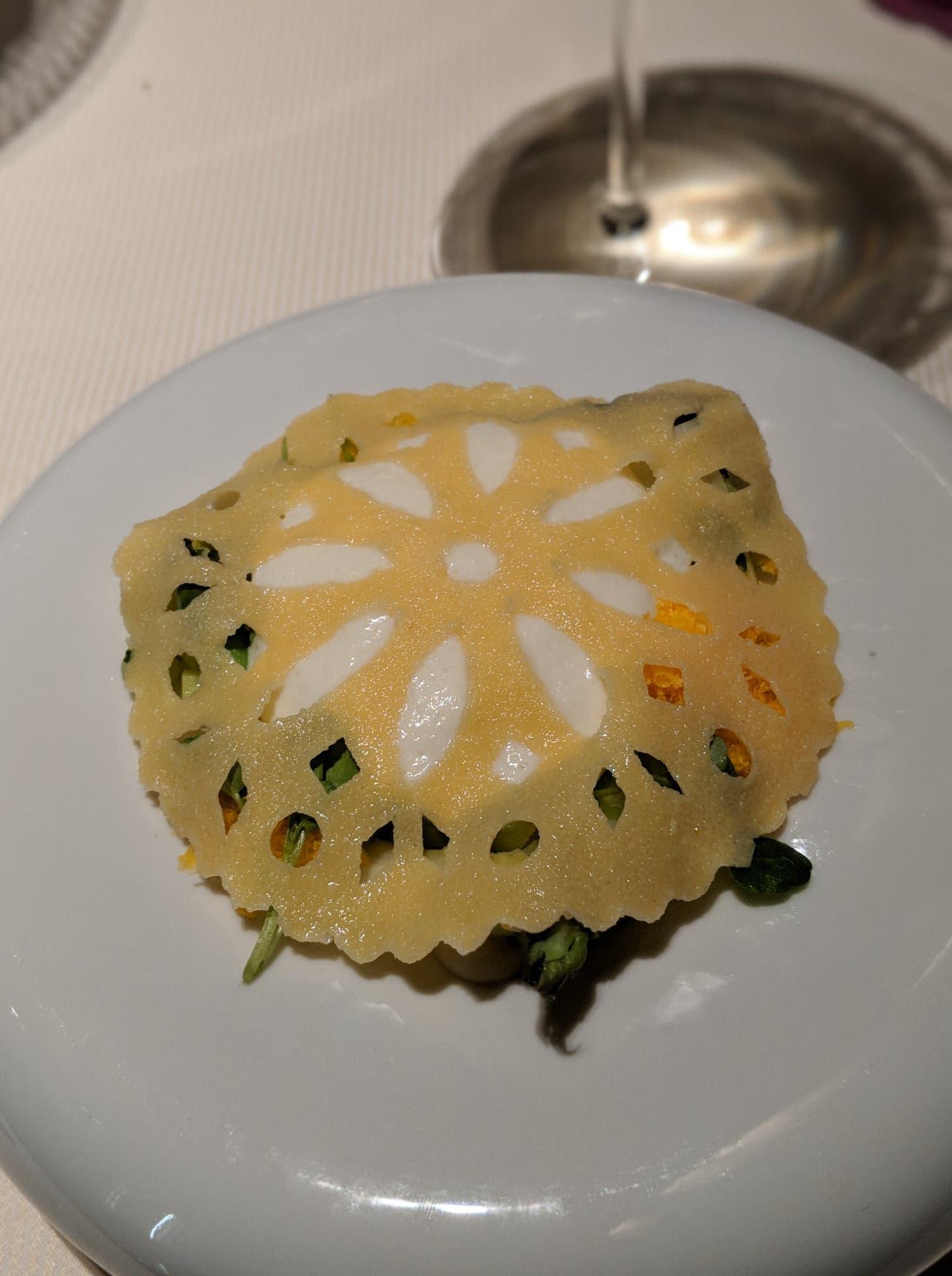 Pasta, sparrisskum och sparris i olika form