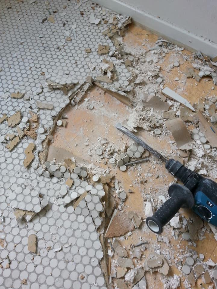 Har verkligen hatat golvet – det är omöjligt att få rent!