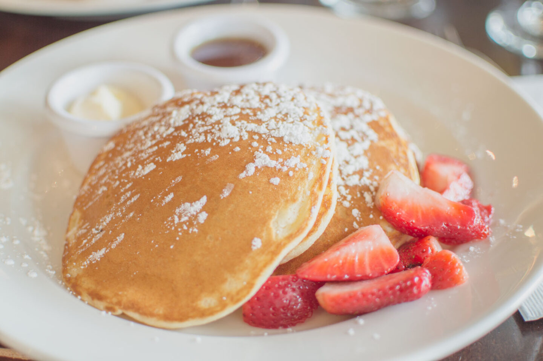 Recept: Sarabeth's amerikanska pannkakor